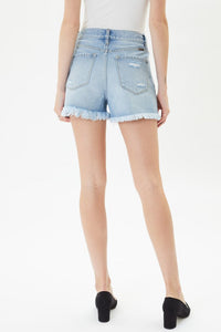 Leandra Crossover Shorts