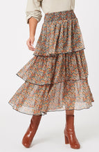 Load image into Gallery viewer, MinkPink Fleetwood Floral Skirt
