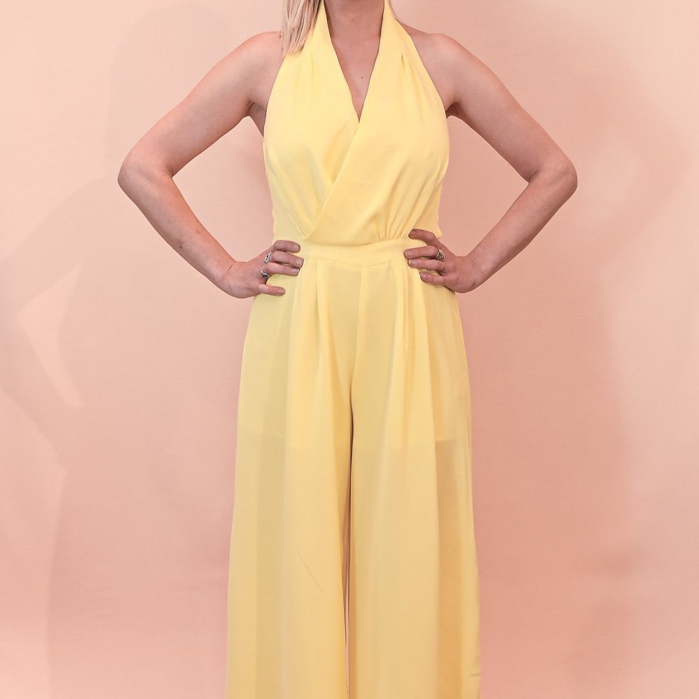 Sunshine Jumpsuit