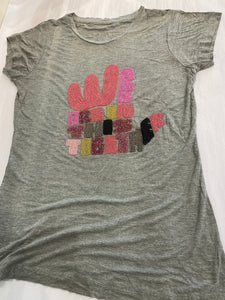 In This Together Beaded Tee
