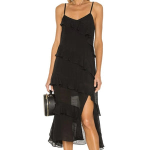 MinkPink Leah Midi Dress