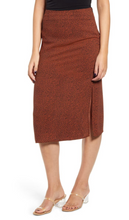 Load image into Gallery viewer, Wild Cat Midi Skirt