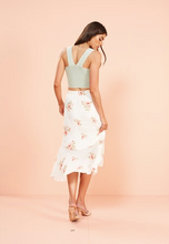 Load image into Gallery viewer, Sweet Delilah Midi Skirt