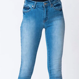 KanCan Gemma High Rise Skinny Light