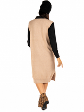 Load image into Gallery viewer, Korner Mock Neck Dress