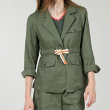 Load image into Gallery viewer, Chic Safari Jacket