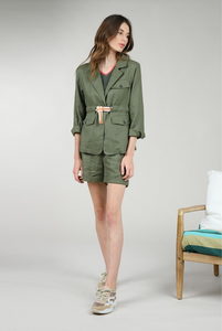 Chic Safari Jacket