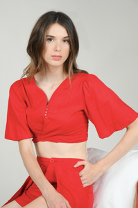 Red Balloon Top
