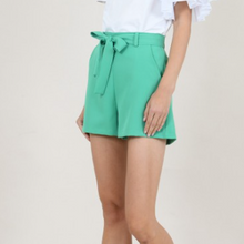 Load image into Gallery viewer, Emerald Tie Waist Short