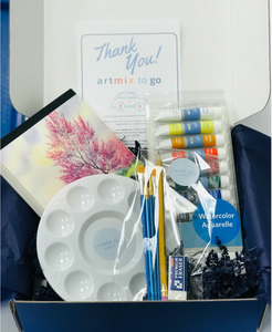 artmix watercolor kit