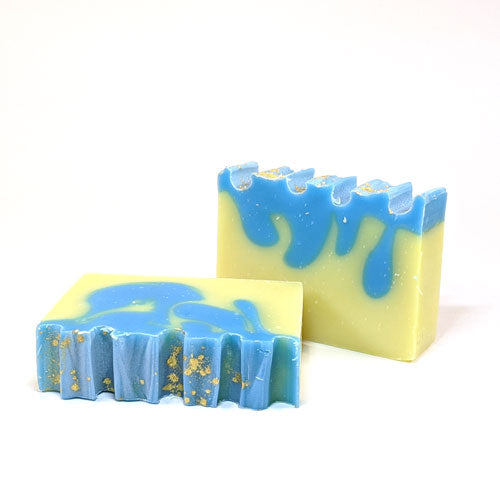Mahogany, Sandalwood and touch of Vetiver scented all natural handmade soap