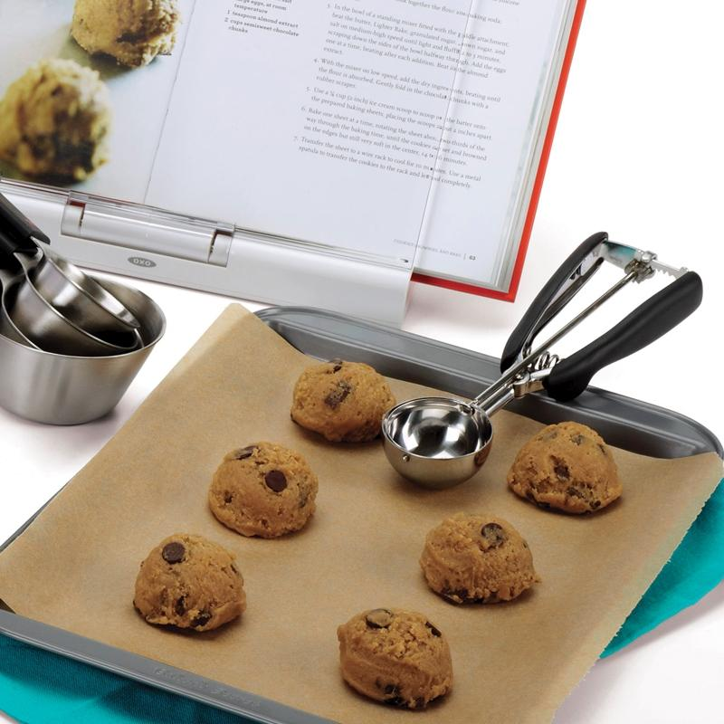 OXO Cookie Scoops, 3 Sizes