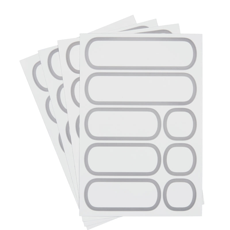OXO POP Removable Labels 32pk