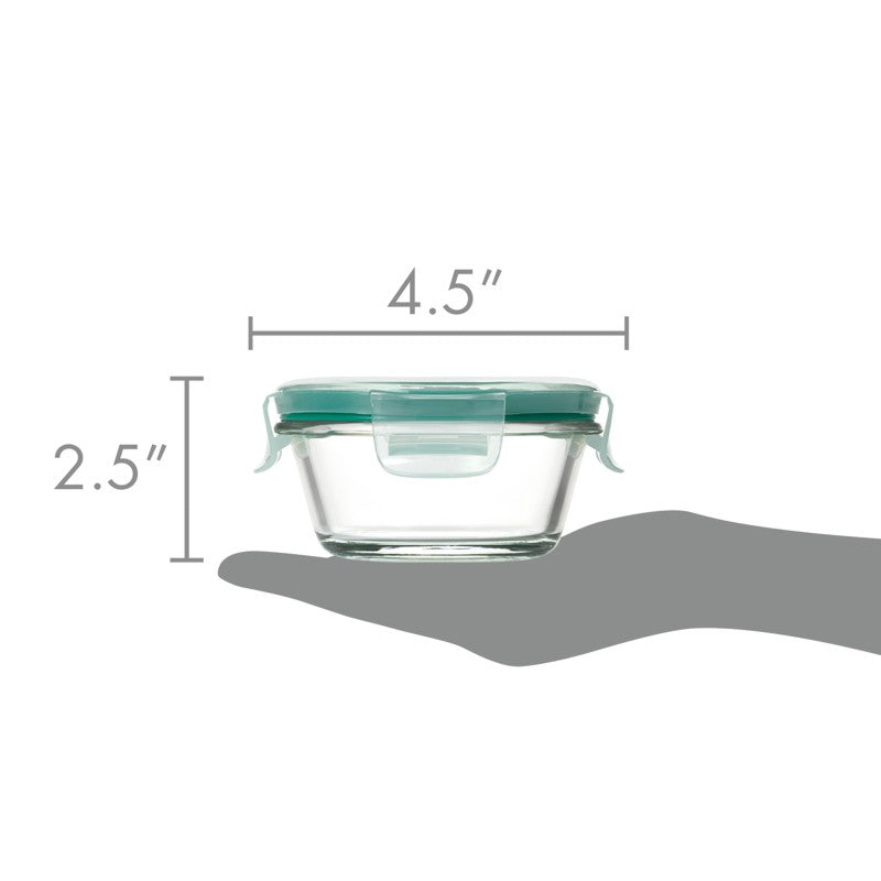 OXO SmartSeal™ Glass Container