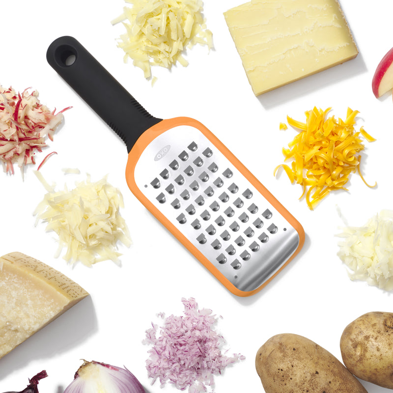 OXO Etched Coarse Grater