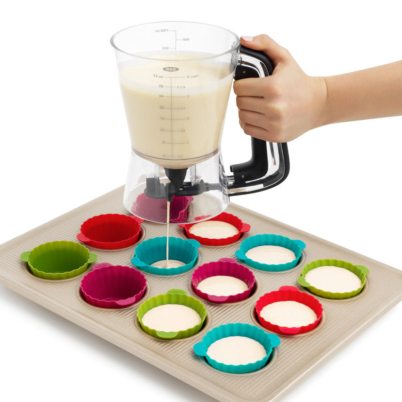 OXO Silicone Baking Cups, set of 12