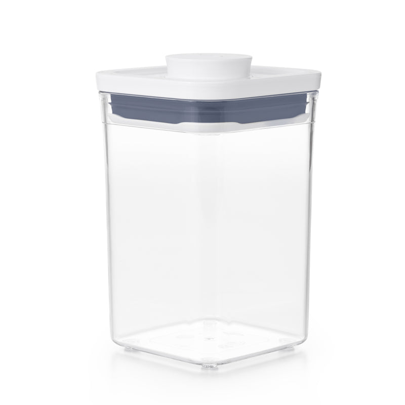 OXO POP 2.0 Small Square Short Container