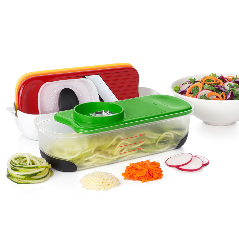 OXO Spiral Grate & Slice Set