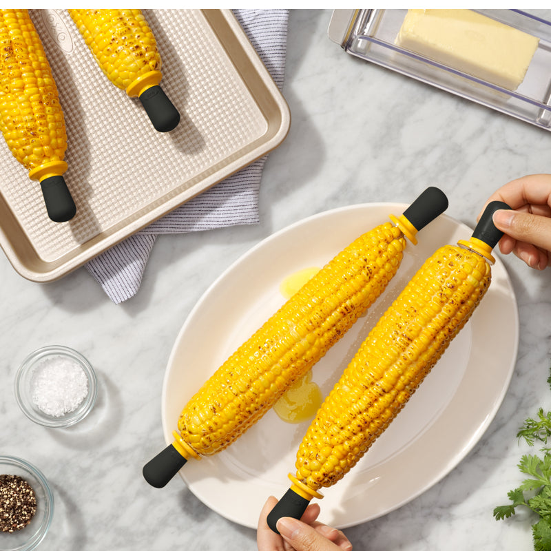 OXO Corn Holders - set of 8