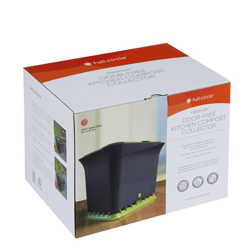 FRESH AIR™ Kitchen Compost Collector