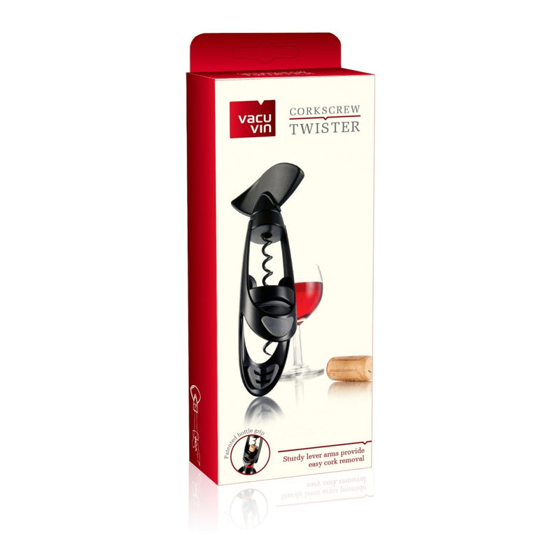 Vacu Vin Bottle Twist Corkscrew