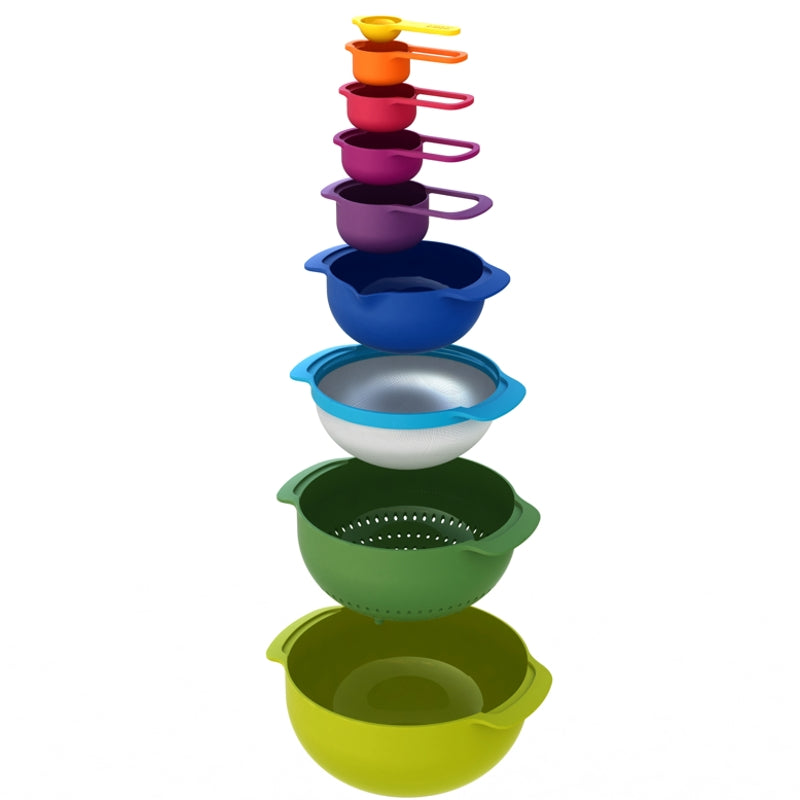 JJ Nest™ 9-piece Food Preparation Set