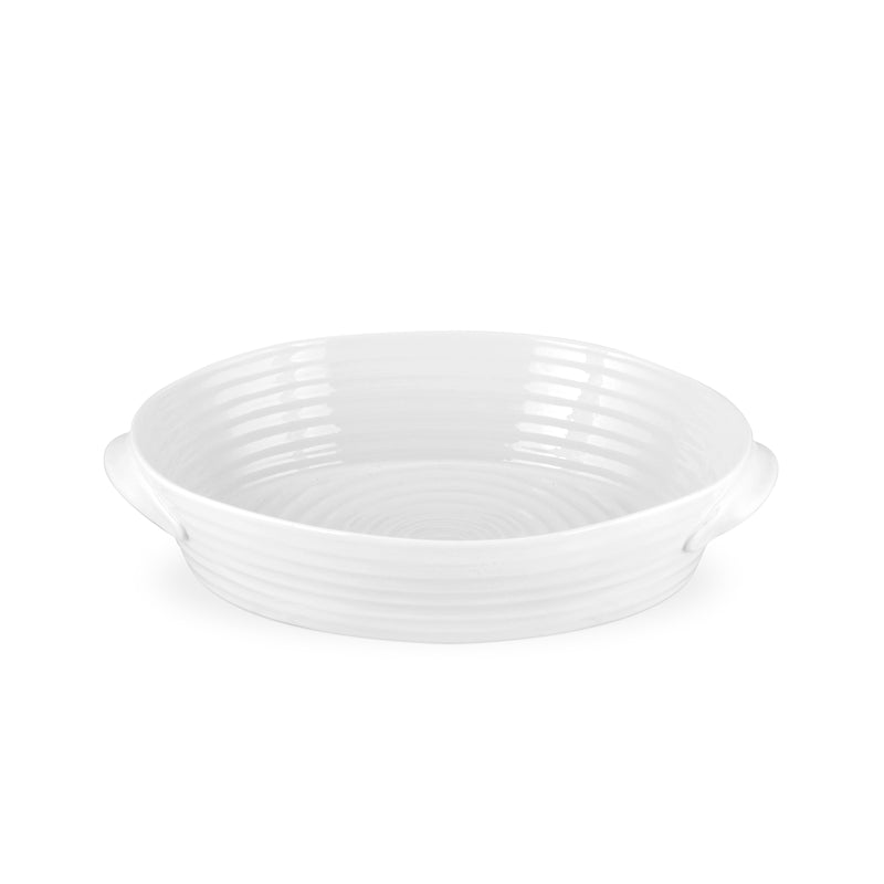 Sophie Conran White Small Oval Roasting Dish