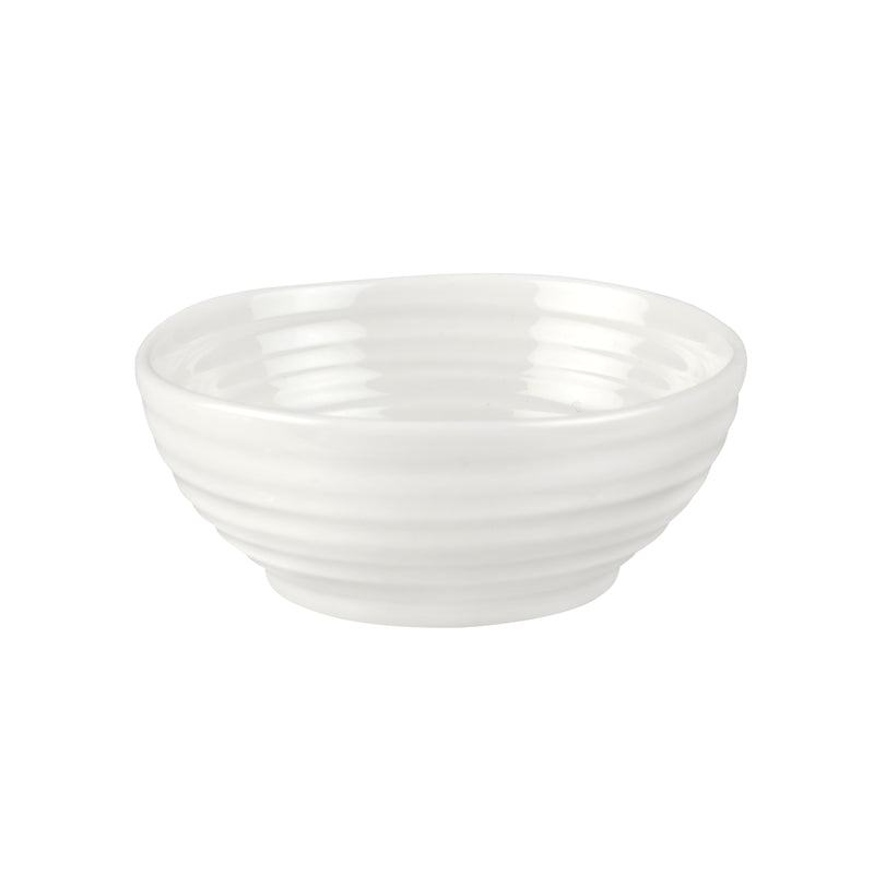 "Sophie Conran White 3.25"" Low Bowl Set of 4"