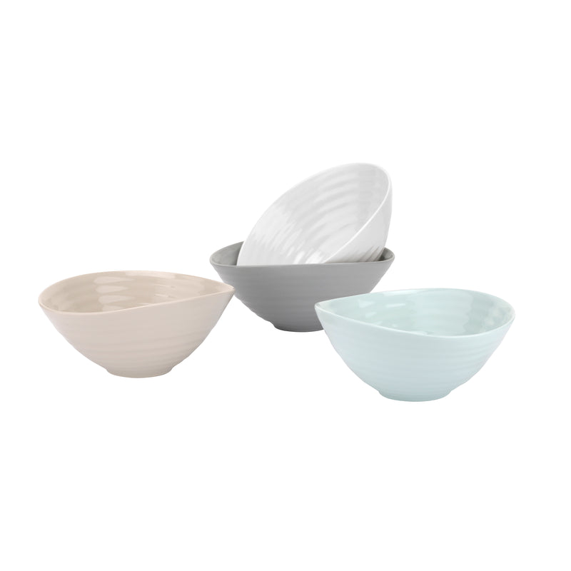 "Sophie Conran Colors Sorbet Dish  6"" set/ 4"