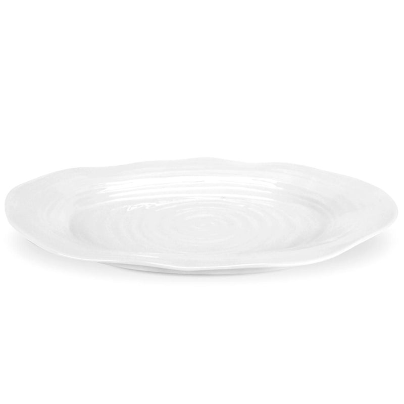 Sophie Conran White Large Oval Plate 17¼""