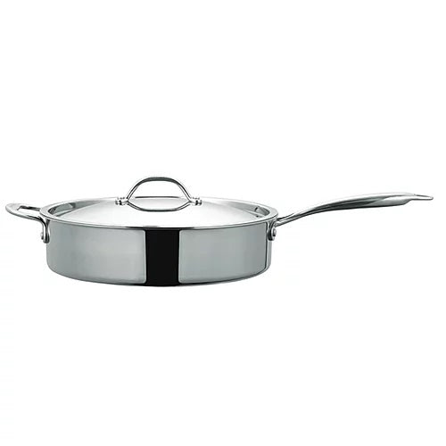 Cuisinox SE Woks with Cover 36cm 3Ply Stainless