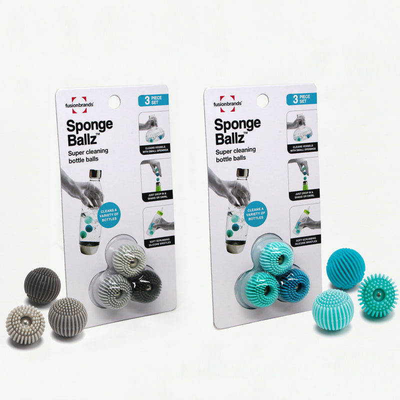 SPONGEBALLZ™ Bottle Cleaning Balls