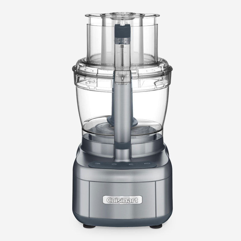 CU Elemental™ 13-Cup Food Processor with Spiralizing Kit