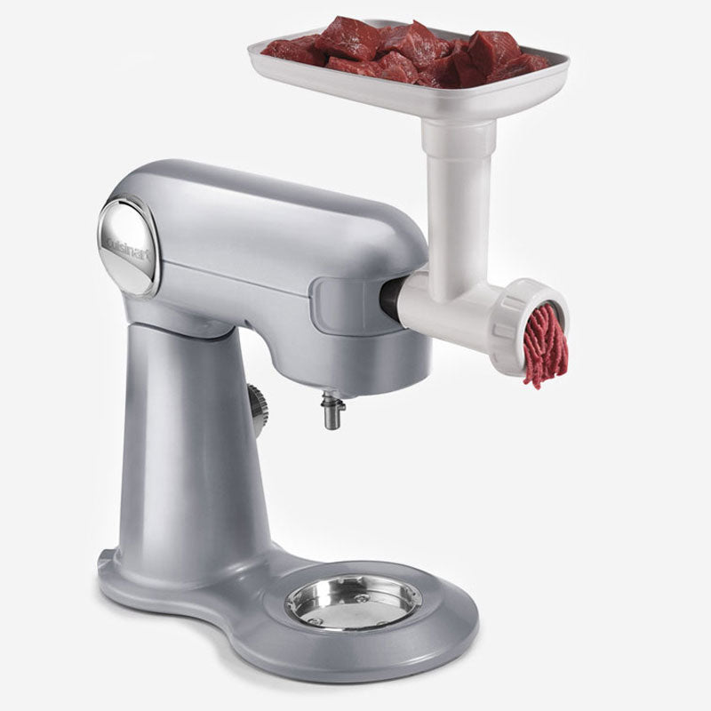CU Meat Grinder Attachment with Sausage Stuffer Kit