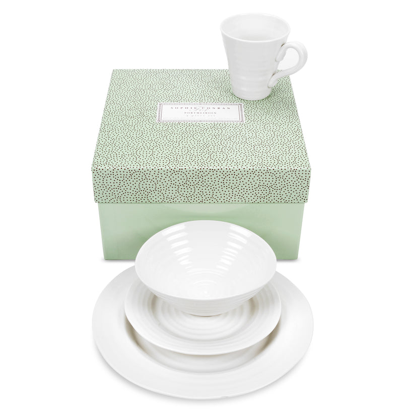 Sophie Conran White 4 Piece Place Setting