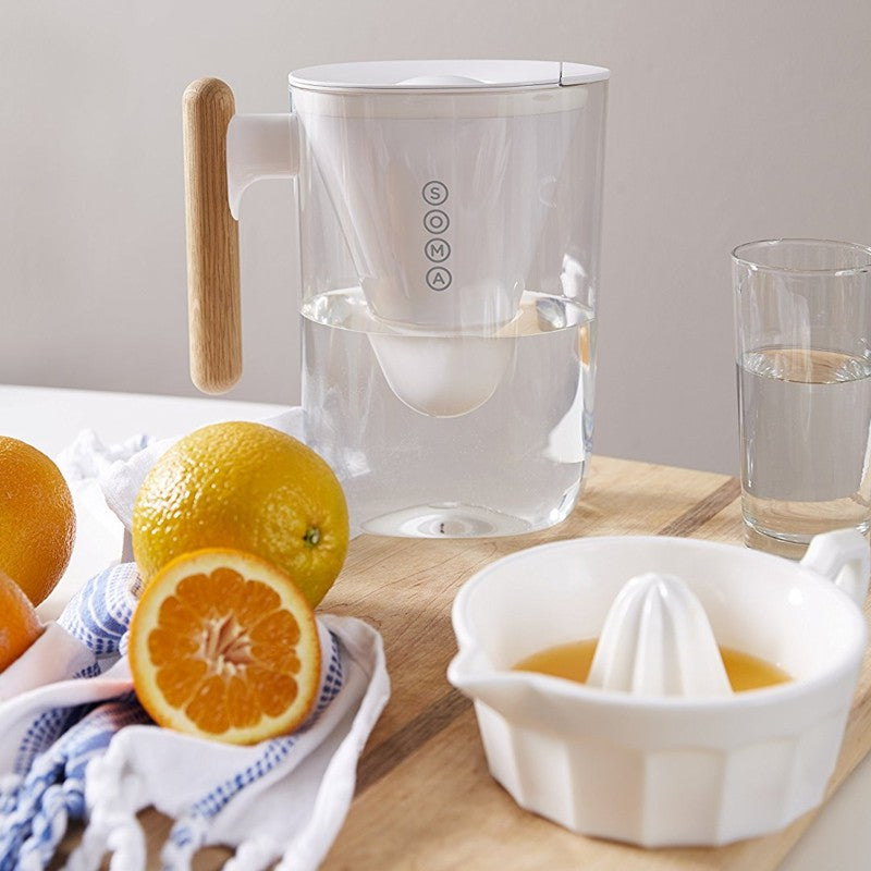 SOMA 6 cup Water Filter Pitcher