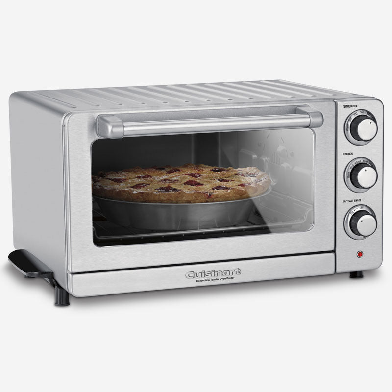 CU Convection Toaster Oven Broiler