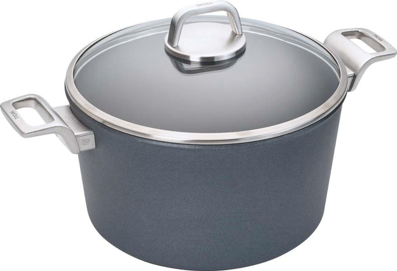 Woll - Diamond Lite Pro  Stock Pot 5qt or 8qt