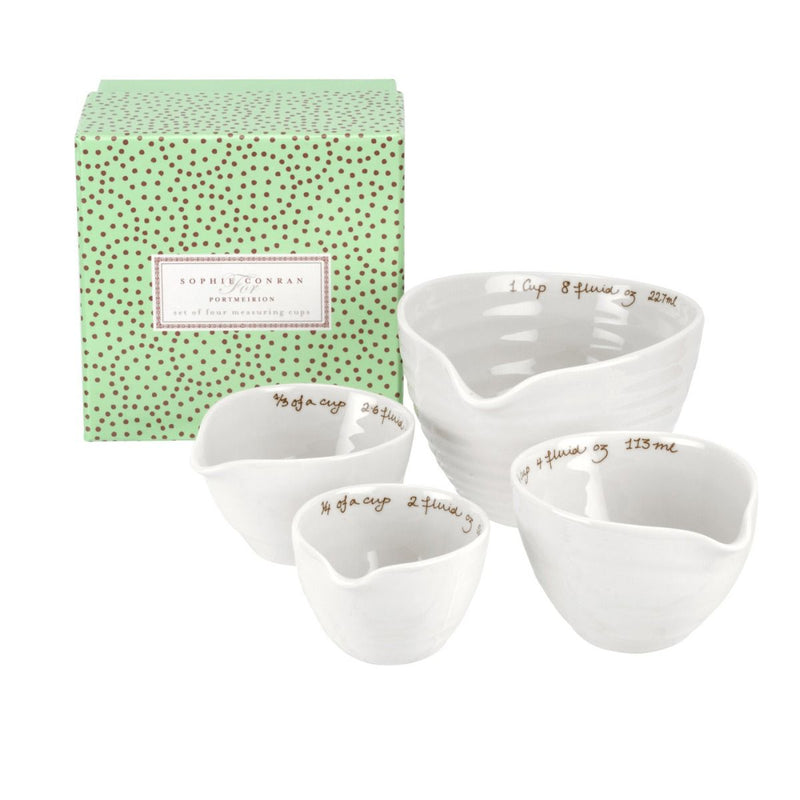 Sophie Conran White Measuring Cups