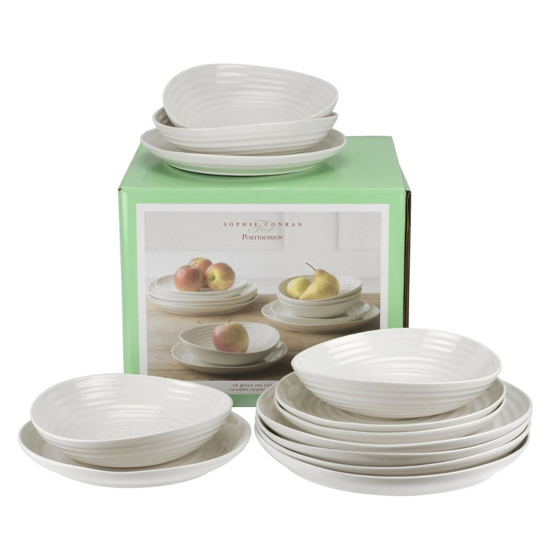 Sophie Conran 12 Piece Coupe Set