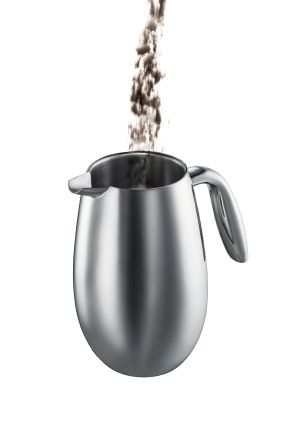 bodum® COLUMBIA  Coffee maker, double wall, 8 cup