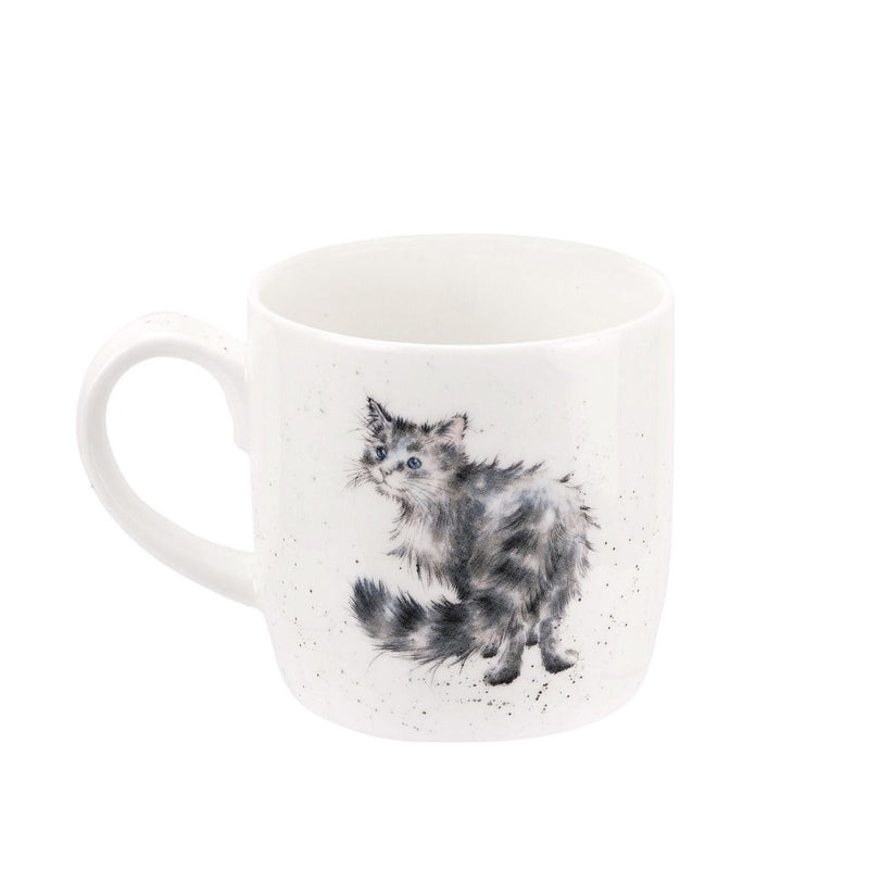 Wrendale Lady of the House Cat 11oz Mug
