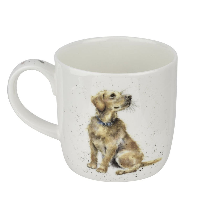 Wrendale  Devotion Labrador 11oz  Mug