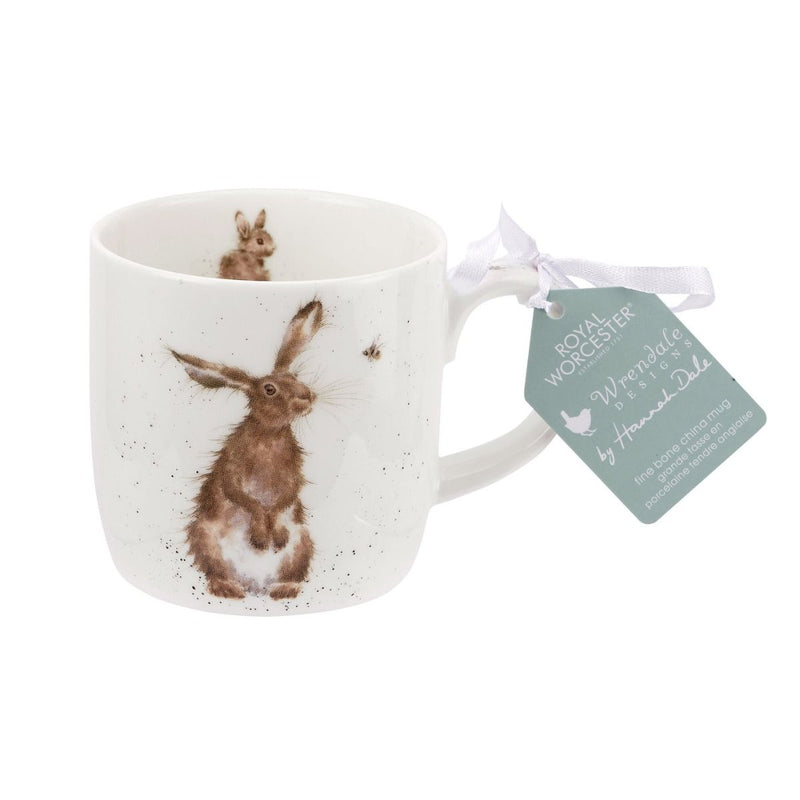Wrendale The Hare and the Bee 11oz Mug