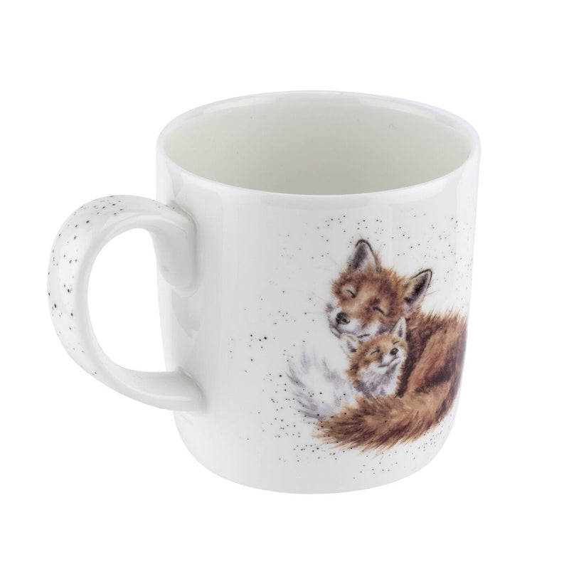 Wrendale Fox Large 14oz Mug