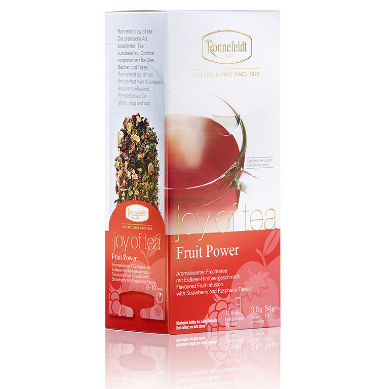 "Joy of Tea ""Fruit Power"" - Teehaus Martin"