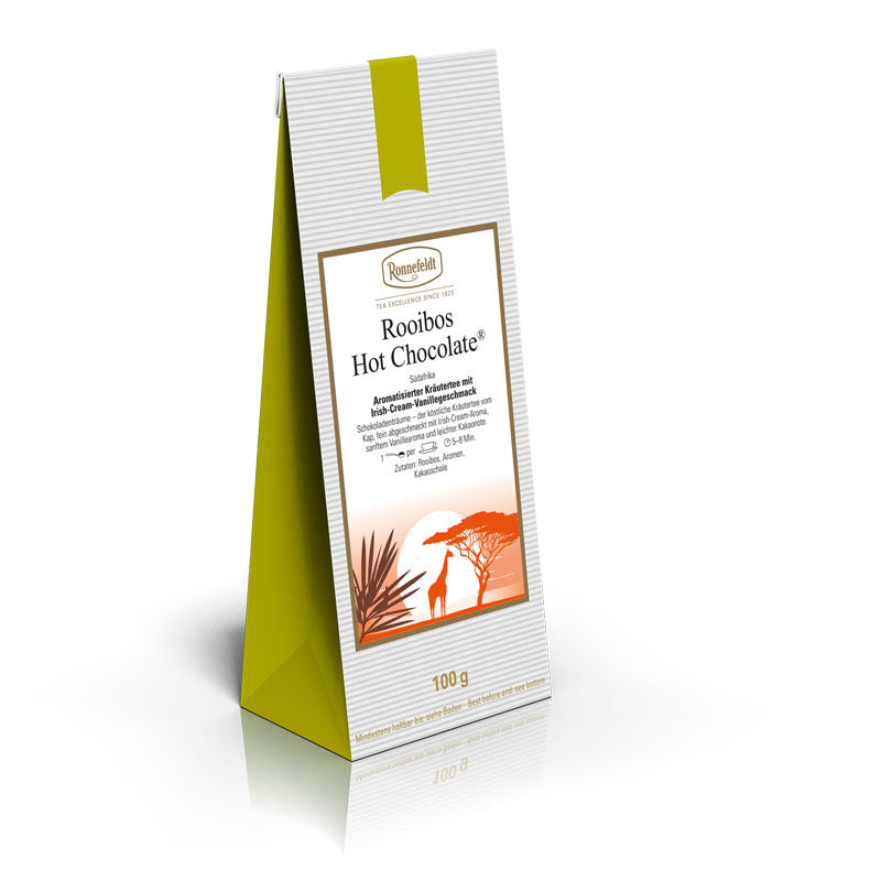 Rooibos Hot Chocolate® - Teehaus Martin