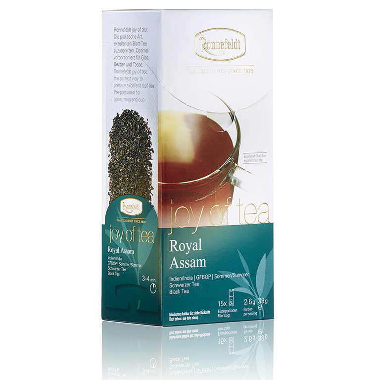 "Joy of Tea ""Royal Assam"" - Teehaus Martin"