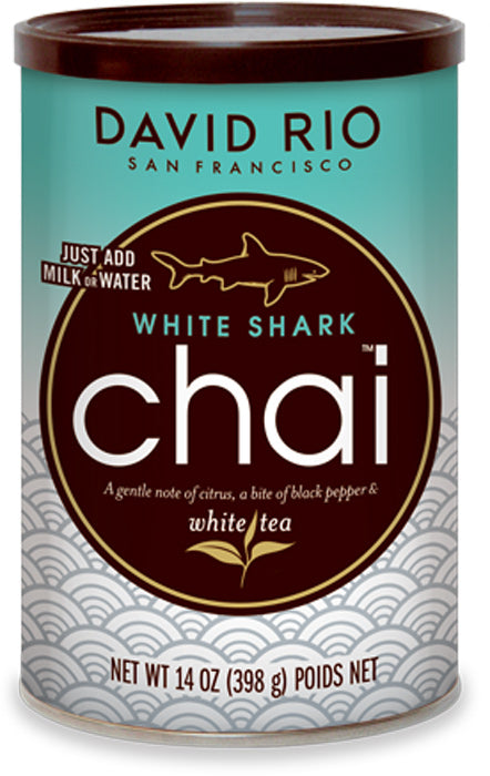David Rio White Shark Chai - Teehaus Martin
