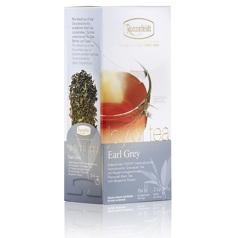 "Joy of Tea ""Earl Grey"" - Teehaus Martin"